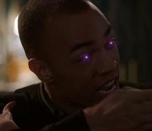 Max's glowing eyes 1