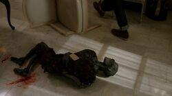 Rowena's corpse