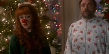 Rowena and Crowley in Rowena's nightmare