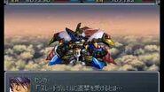 Super Robot Taisen α Gaiden - Defeating Zengar Zombolt