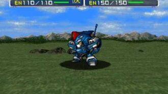 Super Robot Wars 64 - Soldefar All Attacks