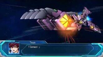 (ENG)Super Robot Wars OG Moon Dwellers Coustwell Brachium All Attacks