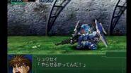 第3次スーパーロボット大戦α アルブレード (Super Robot Wars Alpha 3)