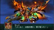 SRW Z2 Saisei-hen - Gunleon All Attacks