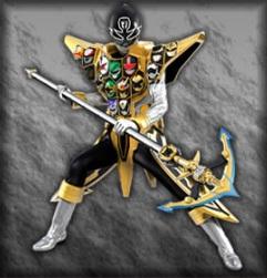 Gokai Silver Gold Mode