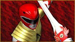 Zyuranger Armed TyrannoRanger