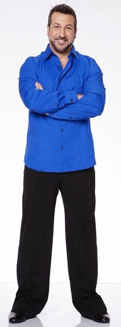DWTS Joey Fatone