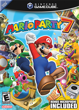 Mario Party 7 Coverart
