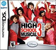 High School Musical 3- Senior Year DS
