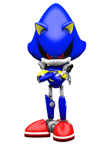 File:The original rival metal sonic by nibrocrock-d84on1s.png