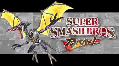 Vs. Meta Ridley - Super Smash Bros