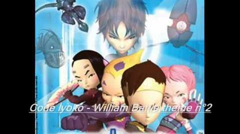 Code lyoko - William Battle Theme 2