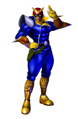 FileGX Captain Falcon