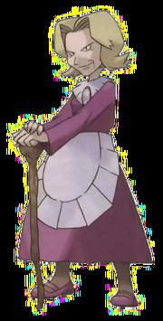 FireRed LeafGreen Agatha