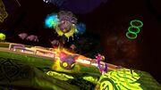 NiGHTS Journey of Dreams-Nintendo WiiScreenshots11628Boss Bomamba 011