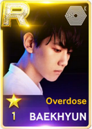 Overdose Baekhyun