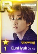 Eunhyuk D Growing R
