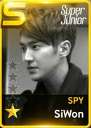 Siwon Spy