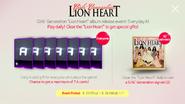 SNSD Lion Heart Event