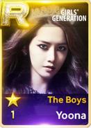 The Boys Yoona
