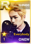 Everybody Onew R