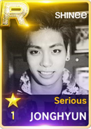 Serious Jonghyun