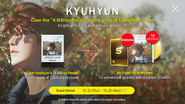 KyuHyun Event