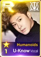 Humanoids U-KNOW V