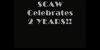 Two Year SCAW Anniversary