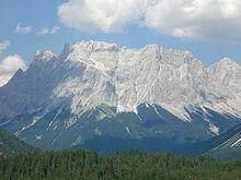 Regia Solis mountain