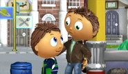 Whyatt and Jack (The City Mouse and Country Mouse Ending 005)