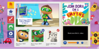 Super Why Websites