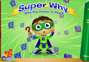 Super Why PBSKIDS Site