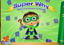 Super Why PBSKIDS Site