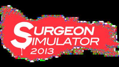 Surgeon Simulator 2013 Logo Transparancy
