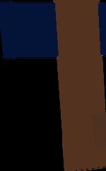 Bluesteel Hatchet