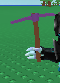 File:Mithril Pickaxe.png
