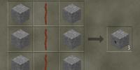 Wire Through Stone