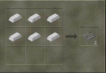 Cell Trapdoor craft