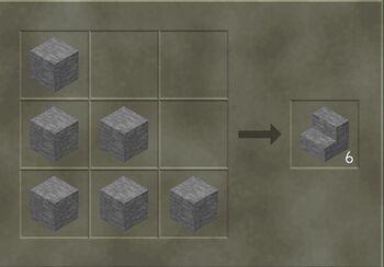 Stone Stairs craft