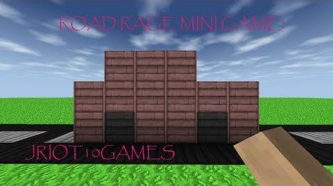 Road Rage Mini Game!
