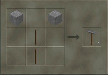 Stone Rake craft