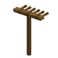 Wooden Rake icon