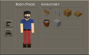 Body-Food window