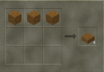 Wooden Slab craft
