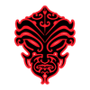 Anarchy Merge tribe mask