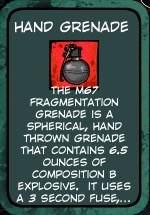 Hand granade survivorz