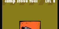 Camp Stove Fuel