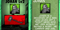 Companion Johan