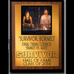<i>Survivor: Borneo</i> Final Tribal Council